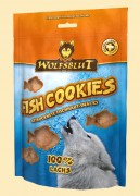 Wolfsblut Fish Cookies Laches рыбный снек с лососем 150 г