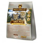 Wolfsblut Grey Peak Puppy сухой корм  для щенков Седая вершина