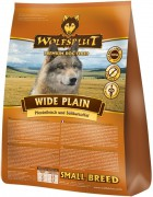 Wolfsblut Wide Plain Small Breed сухой корм для собак мелких пород Широкая равнина