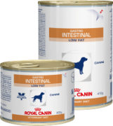 Royal Canin Gastro Intestinal Low Fat диета для собак с нарушениями пищеварения с ограниченным содержанием жиров