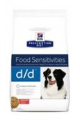 Hill's Prescription Diet™ Canine d/d™ Salmon&Rice диета для собак с дерматитами и пищевой аллергией с лососем и рисом